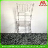Freies Harz PlastikChiavari Stuhl für Hochzeits-Ereignis