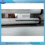 Plastica/vernice/materiali di gomma/elettrici della macchina di prova UV di invecchiamento della vernice della lampada