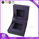 Estilo simples Custom Spot UV Logo Cardboard Gift Watch Box