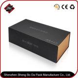 Boîte-cadeau de papier de empaquetage personnalisée de pli