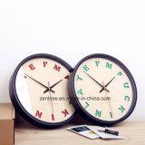 Reloj de pared de calidad superior especial contemporáneo