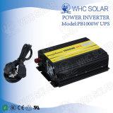 PV 시스템 쉬운 연결을%s 1000W UPS 기능 태양 변환장치