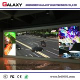 P2 High Definition Energy Saving Full Color Outdoor Fixed LED Display para Publicidade