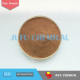 Les produits chimiques de l'industrie Brown Lignosulfonate de sodium de pH réfractaire 9-10