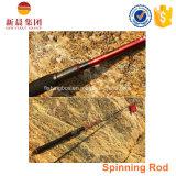Pesca Rod di filatura del carbonio dell'attrezzatura di pesca dell'OEM