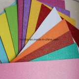 Funkelndes helles Farbe EVA-Schaumgummi-Blatt