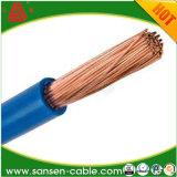 H05v-k 300/500V 0.75mm2 isoleerde het Zwarte Lassen Cable/PVC Flexibele Draad