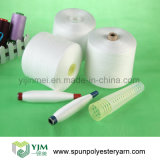 403 Spinnfaser-Polyester gesponnenes Garn