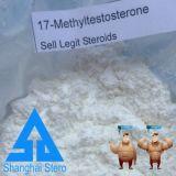Testosterona esteróide oral do Bodybuilding 17-Alpha-Methyl da hormona com qualidade superior