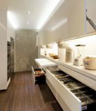 Barre en aluminium liable de SMD2835 DEL pour la cuisine