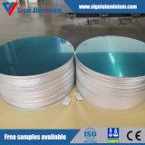 Alumínio Circle 3004 para panelas de alumínio anodizado duro