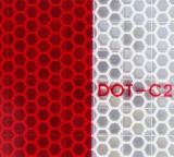 Tid Microprismaticの点C2の反射テープ