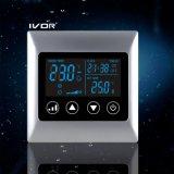 commutateur de contact de thermostat du climatiseur 2-Pipe dans le bâti en métal (SK-AC2000L8-2P-N)