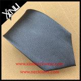 Para hombre de lujo el 100% hecho a mano en telar de Jacquard 7 pliegues de seda corbata