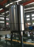serbatoio di scambio ionico della resina 2000L utilizzato nel sistema di trattamento di acqua