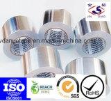 Cinta del papel de aluminio de la HVAC del conducto de la cinta de la plata del aislante