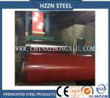 Prepainted гальванизированные катушки стали