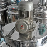 Chauffage électrique en acier inoxydable cuve de mélange sur les produits chimiques