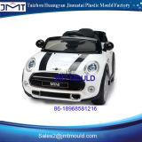 Molde plástico do carro de bateria do bebê