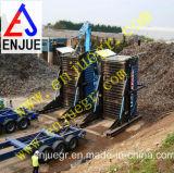 De hydraulische Kantelhaak van de Container voor het Lossen van 20feet en 40 Voet van de Container