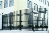 최신 판매 외부 안전 장식적인 단철 강철 담 문