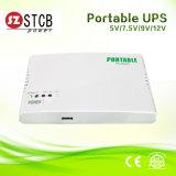 O modo Eco portátil Mini-UPS 12V 9V 5V para modem roteador