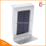 IP65 16 LEDの太陽エネルギーセンサーランプの音か動きは屋外庭の機密保護ライトを防水する検出する