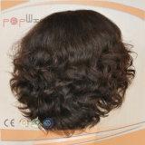 Breve parrucca di riserva poco costosa delle donne di lunghezza (PPG-l-01809)