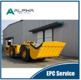 Buon caricatore trasportatore ribaltabile diesel LHD di qualità Alhd6