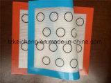 Couvre-tapis de traitement au four de silicones de prix bas de qualité