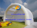 La carpa de techo Aire inflable al aire libre