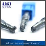 Utensile per il taglio di alluminio del laminatoio di estremità di vendita calda per la macchina di CNC