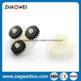 Motore basso dell'attrezzo di dente cilindrico di CC di alta coppia di torsione RPM
