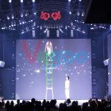 Visualizzazione di LED dell'interno locativa di colore completo dello schermo HD del Vg LED P5