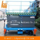 500kg 9meters hydraulische Arbeitsbühne (SJZ0.5-9)