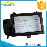 Lampes de rue 2,3W pour jardin jardin de pelouse 40 LED Solar Light Outdoors SL1-3