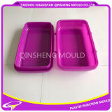 Plastikeinspritzung-Robben-Mittagessen-Kasten-Form