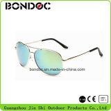 Gafas de sol polarizadas manera de encargo de la lente del espejo de la alta calidad