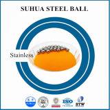 De hoge Nauwkeurige Bal van het Roestvrij staal van 10mm om de Bal van het Metaal