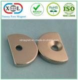Gute Zufriedenheit kundenspezifischer Magnet