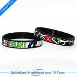 Wristband del silicone dello smalto per Excelent