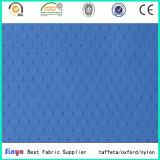 Tessuto rivestito della ratiera del PVC di disegno della stella del jacquard per i sacchetti di sport esterno