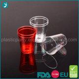 Tazza a gettare della bevanda del partito di PS plastica libera/trasparente di colore