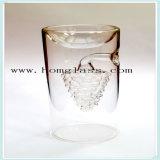 Bottiglia di vetro di Glas della bottiglia/liquore di vino/vaso bottiglia di alcoolici/farmacista delle macchine per colata continua