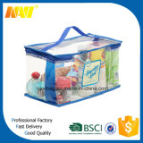 Cheap Price Customized Clear PVC Promotion Cosmetic Bag