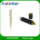 Bois de forme de plume de mémoire USB Stick USB3.0 Lecteur Flash USB