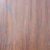 Laminação da película da mobília do PVC da grão e vácuo de madeira Rolls decorativo