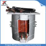 Forno di fusione di induzione industriale per media frequenza (GW-250)