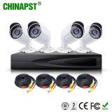 2MP 1080Pの弾丸の夜間視界のAhd CCTVのカメラDVR (PST-AHDK04CH)