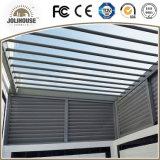 Vente directe personnalisée par usine d'auvent en aluminium de la Chine